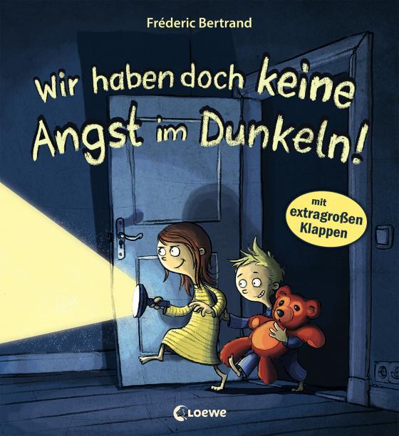 Cover-Bild Wir haben doch keine Angst im Dunkeln!