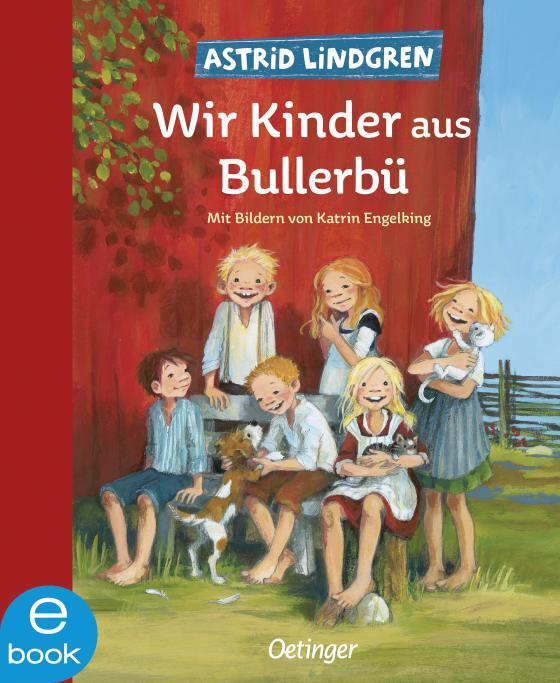 Cover-Bild Wir Kinder aus Bullerbü