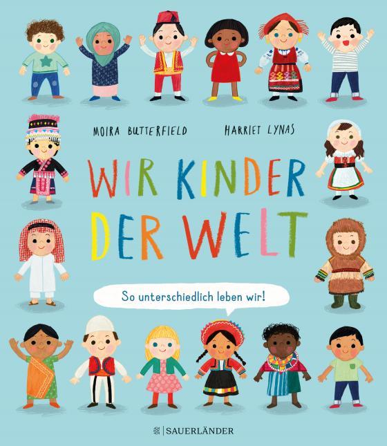 Cover-Bild Wir Kinder der Welt