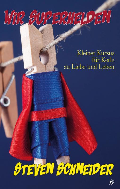 Cover-Bild Wir Superhelden