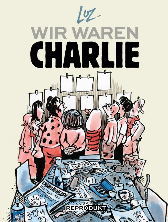 Cover-Bild Wir waren Charlie