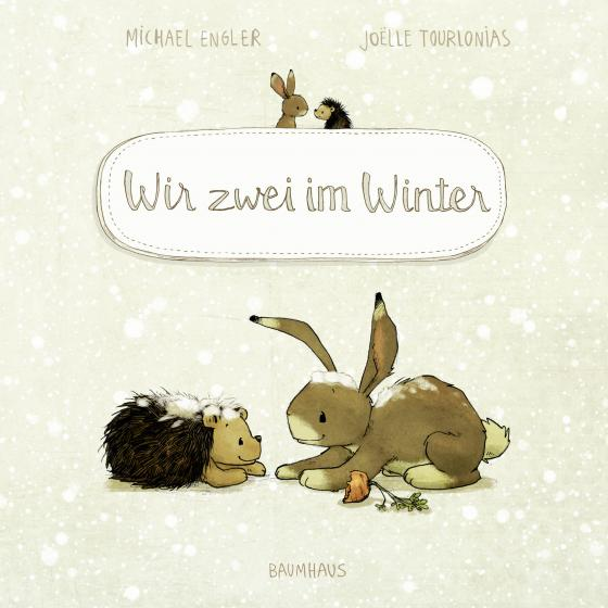 Cover-Bild Wir zwei im Winter (Pappbilderbuch)