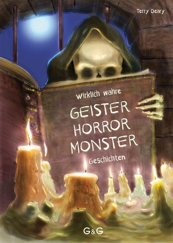Cover-Bild Wirklich wahre Geister-, Horror-, Monster-Geschichten
