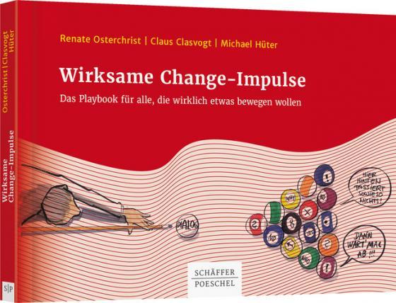 Cover-Bild Wirksame Change-Impulse