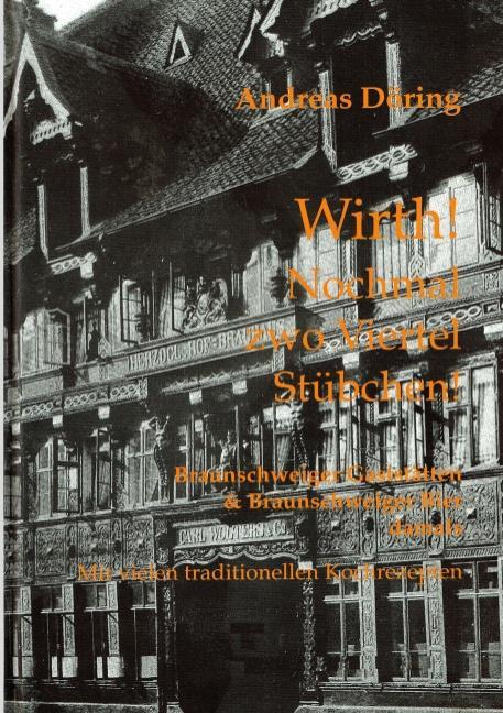 Cover-Bild Wirth! Nochmal zwo Viertel Stübchen!