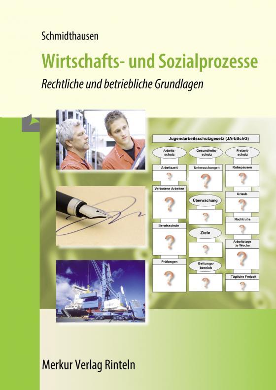 Cover-Bild Wirtschafts- und Sozialprozesse