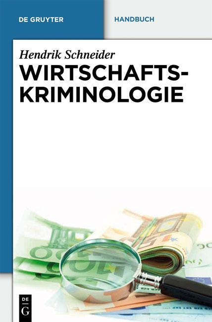 Cover-Bild Wirtschaftskriminologie
