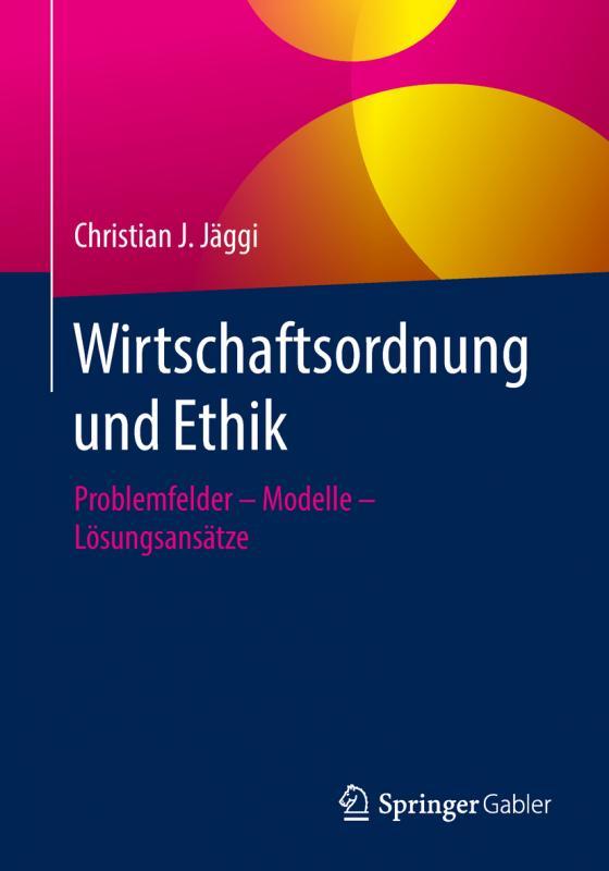 Cover-Bild Wirtschaftsordnung und Ethik