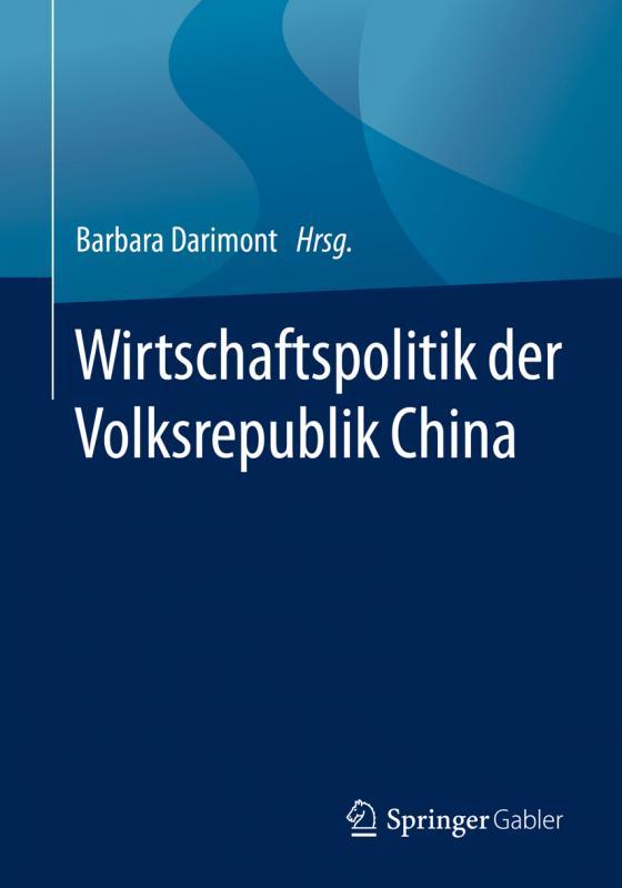 Cover-Bild Wirtschaftspolitik der Volksrepublik China