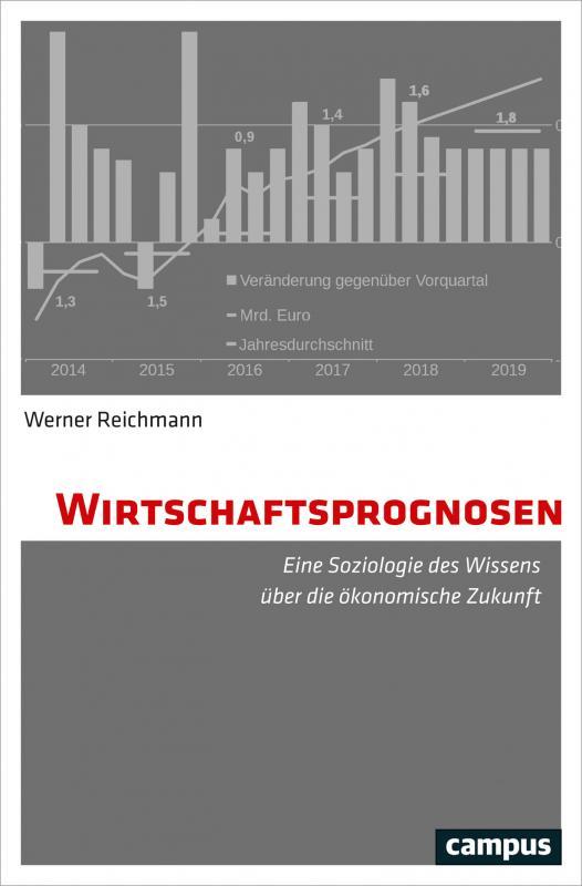 Cover-Bild Wirtschaftsprognosen