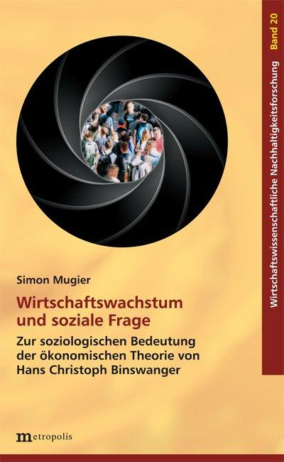 Cover-Bild Wirtschaftswachstum und soziale Frage