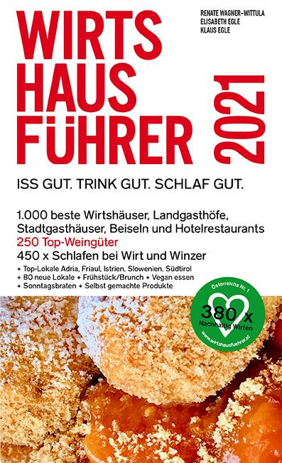 Cover-Bild Wirtshausführer 2021