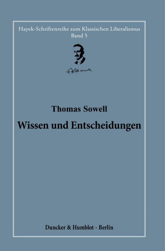 Cover-Bild Wissen und Entscheidungen.