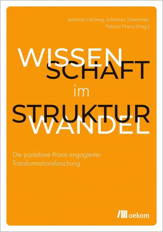 Cover-Bild Wissenschaft im Strukturwandel