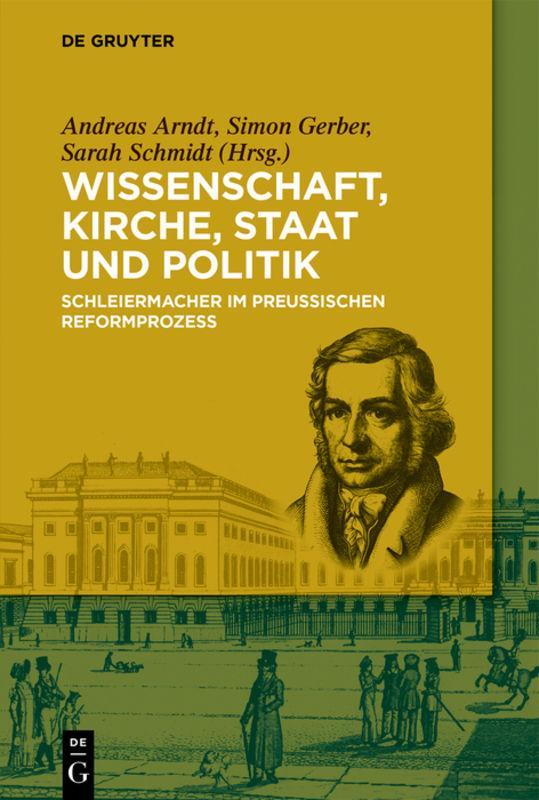Cover-Bild Wissenschaft, Kirche, Staat und Politik
