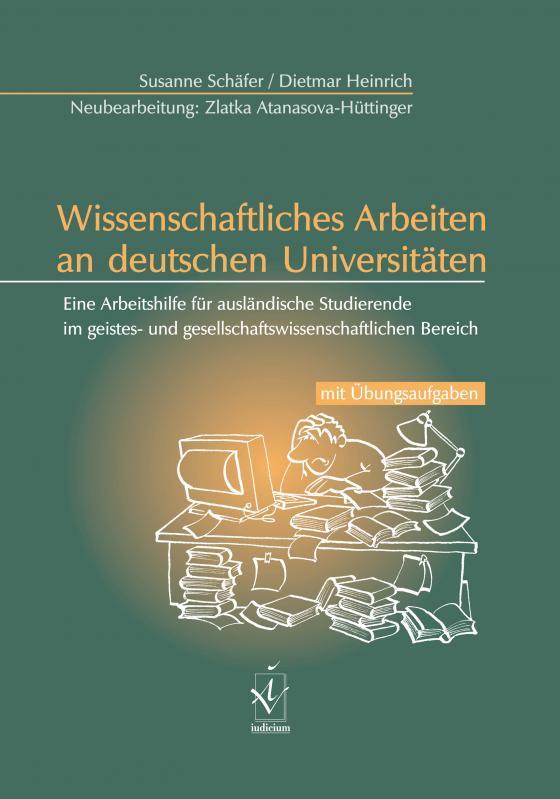 Cover-Bild Wissenschaftliches Arbeiten an deutschen Universitäten