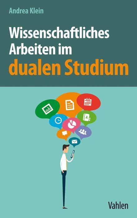 Cover-Bild Wissenschaftliches Arbeiten im dualen Studium