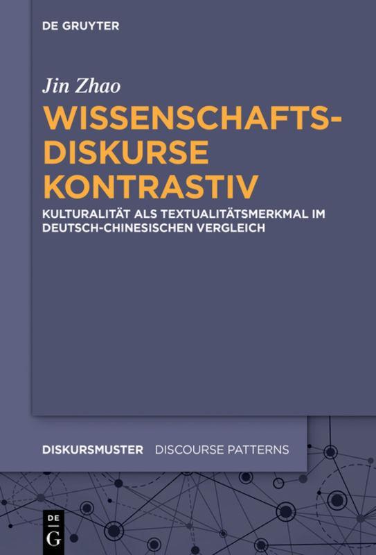 Cover-Bild Wissenschaftsdiskurse kontrastiv
