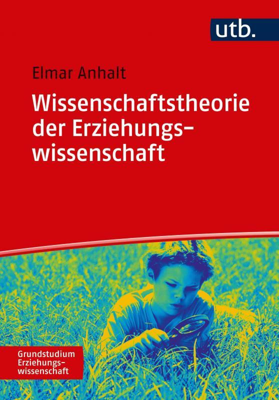 Cover-Bild Wissenschaftstheorie der Erziehungswissenschaft