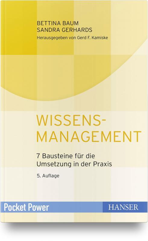 Cover-Bild Wissensmanagement