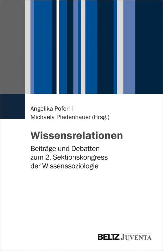 Cover-Bild Wissensrelationen