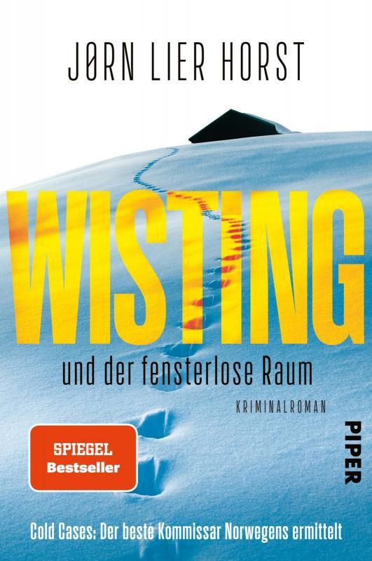 Cover-Bild Wisting und der fensterlose Raum