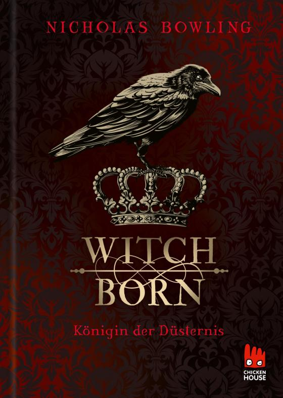Cover-Bild Witchborn