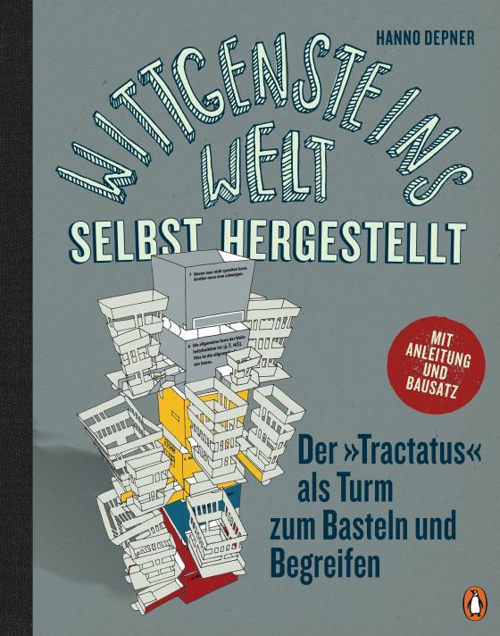 Cover-Bild Wittgensteins Welt - selbst hergestellt