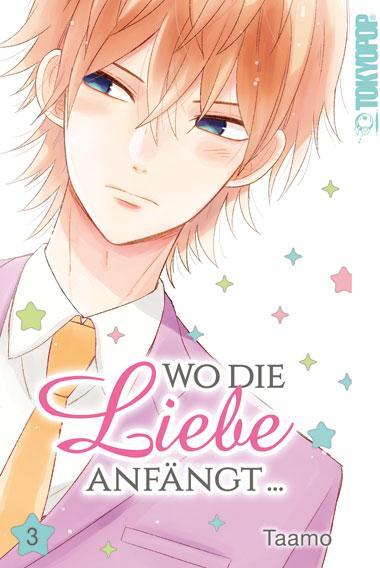Cover-Bild Wo die Liebe anfängt... 03