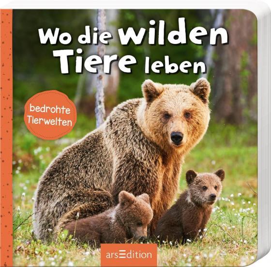 Cover-Bild Wo die wilden Tiere leben