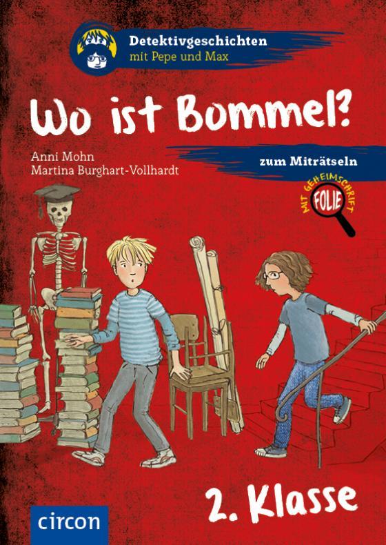 Cover-Bild Wo ist Bommel?