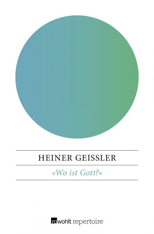 Cover-Bild 'Wo ist Gott?'