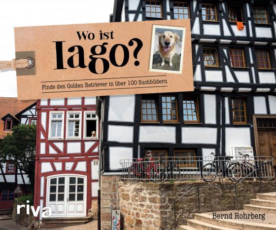 Cover-Bild Wo ist Iago?