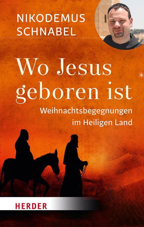 Cover-Bild Wo Jesus geboren ist
