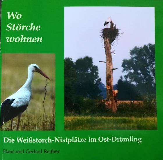 Cover-Bild Wo Störche wohnen