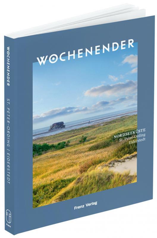 Cover-Bild Wochenender: Nordseeküste