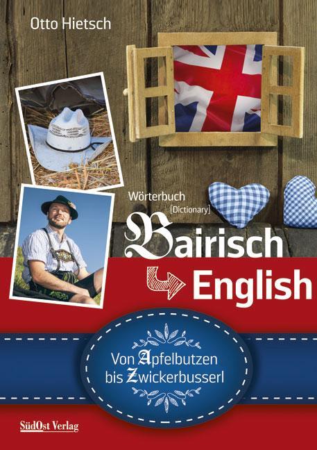 Cover-Bild Wörterbuch Bairisch – English