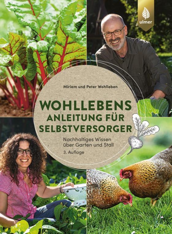 Cover-Bild Wohllebens Anleitung für Selbstversorger