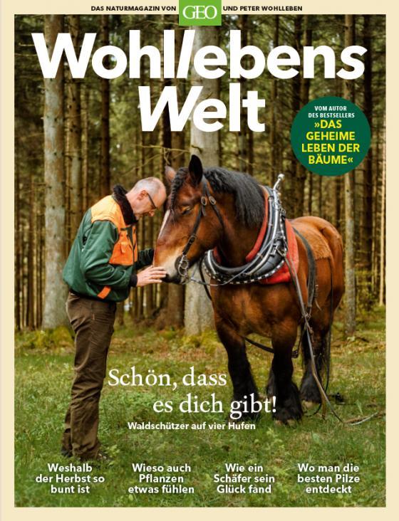 Cover-Bild Wohllebens Welt - Neue Ideen für nachhaltigen Umgang