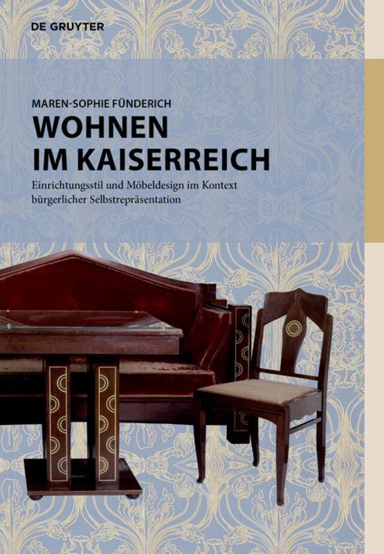 Cover-Bild Wohnen im Kaiserreich