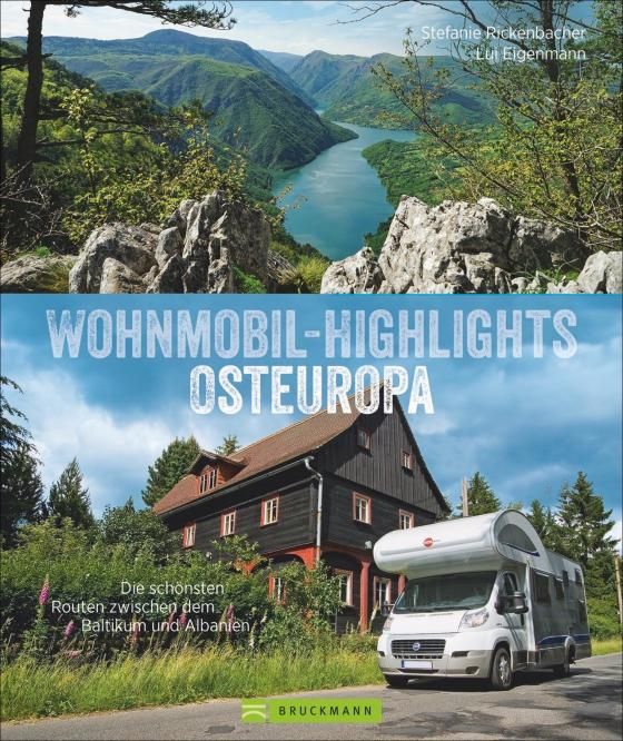 Cover-Bild Wohnmobil-Highlights Osteuropa