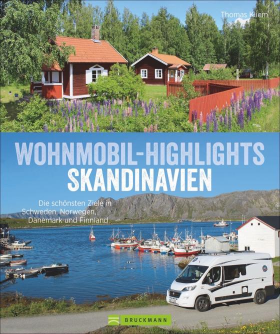 Cover-Bild Wohnmobil-Highlights Skandinavien