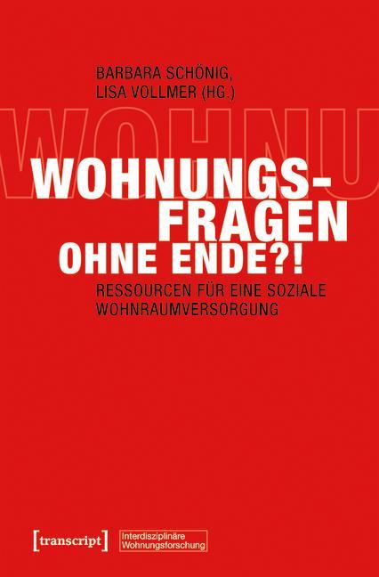 Cover-Bild Wohnungsfragen ohne Ende?!