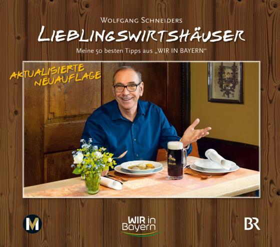 Cover-Bild Wolfgang Schneiders Lieblingswirtshäuser