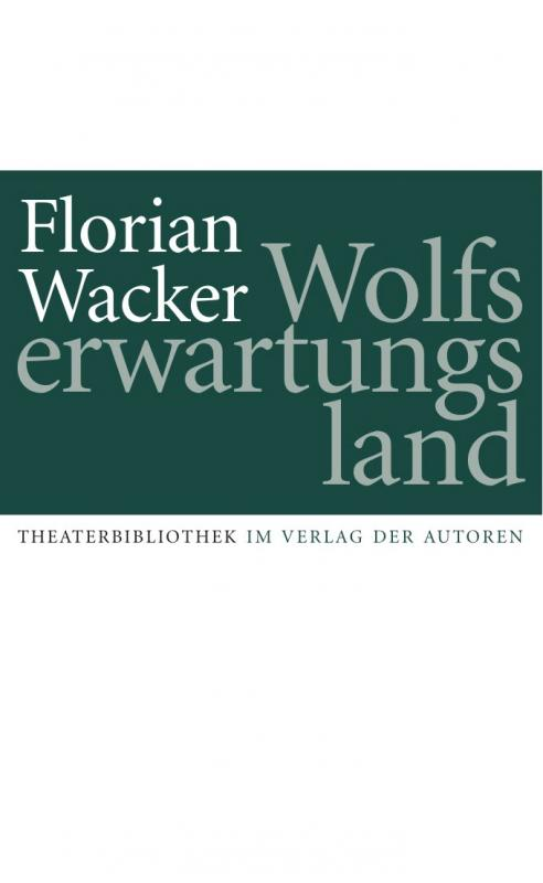 Cover-Bild Wolfserwartungsland