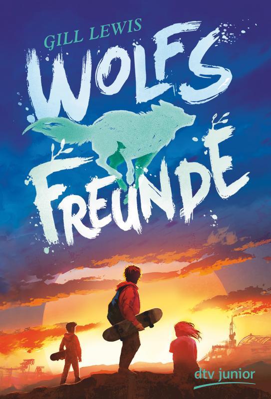 Cover-Bild Wolfsfreunde