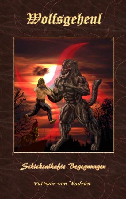 Cover-Bild Wolfsgeheul