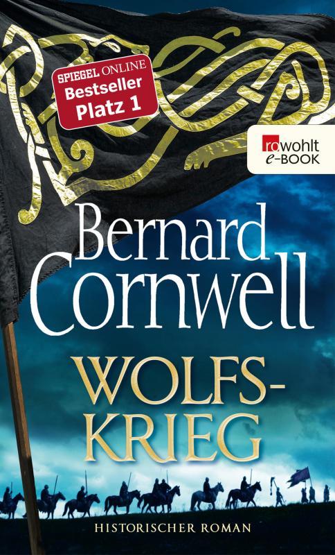 Cover-Bild Wolfskrieg