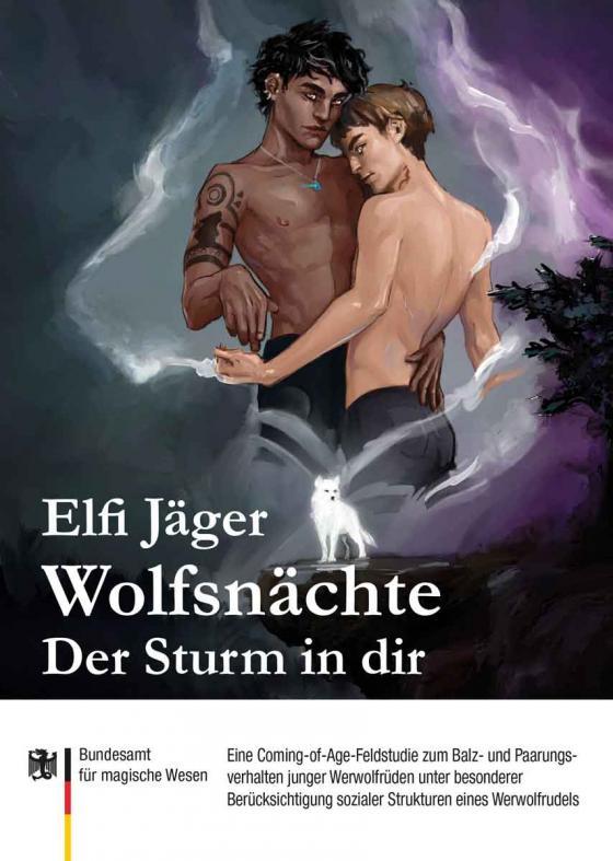 Cover-Bild Wolfsnächte - Der Sturm in dir