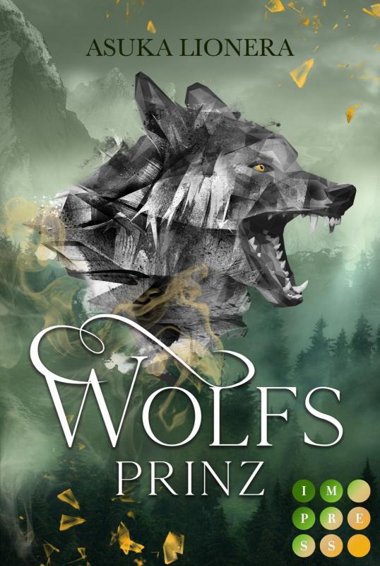 Cover-Bild Wolfsprinz (Divinitas 2)